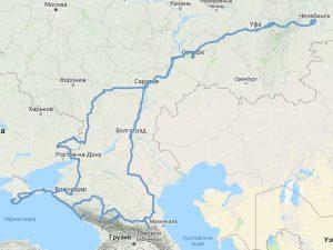 Экс-Украина, Кавказ 2019