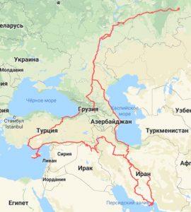 Передний Восток