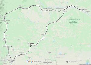 Нижневартовск 2021