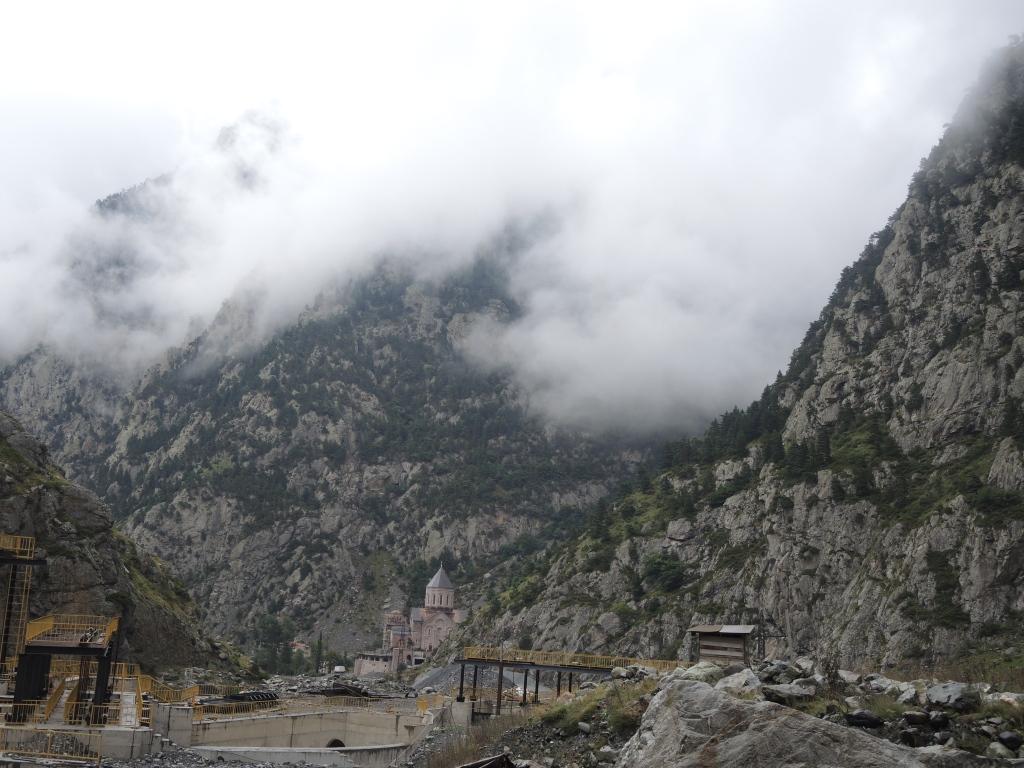 Грузия. Крестовый Перевал