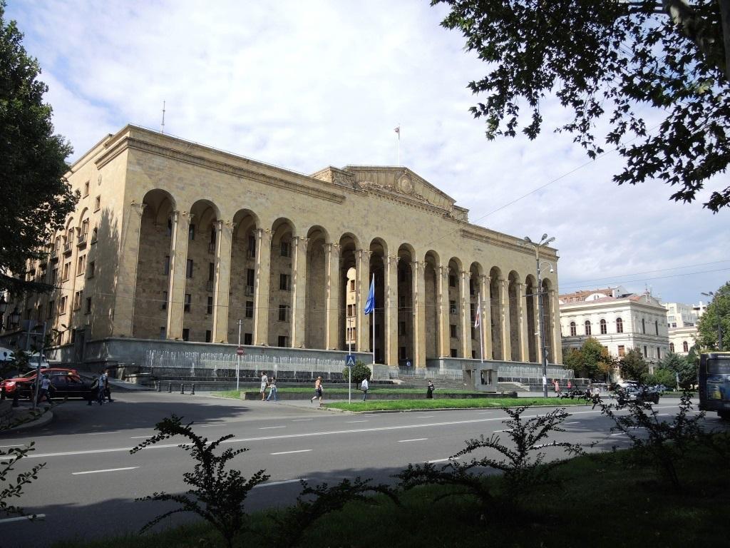 Тбилиси. Мид