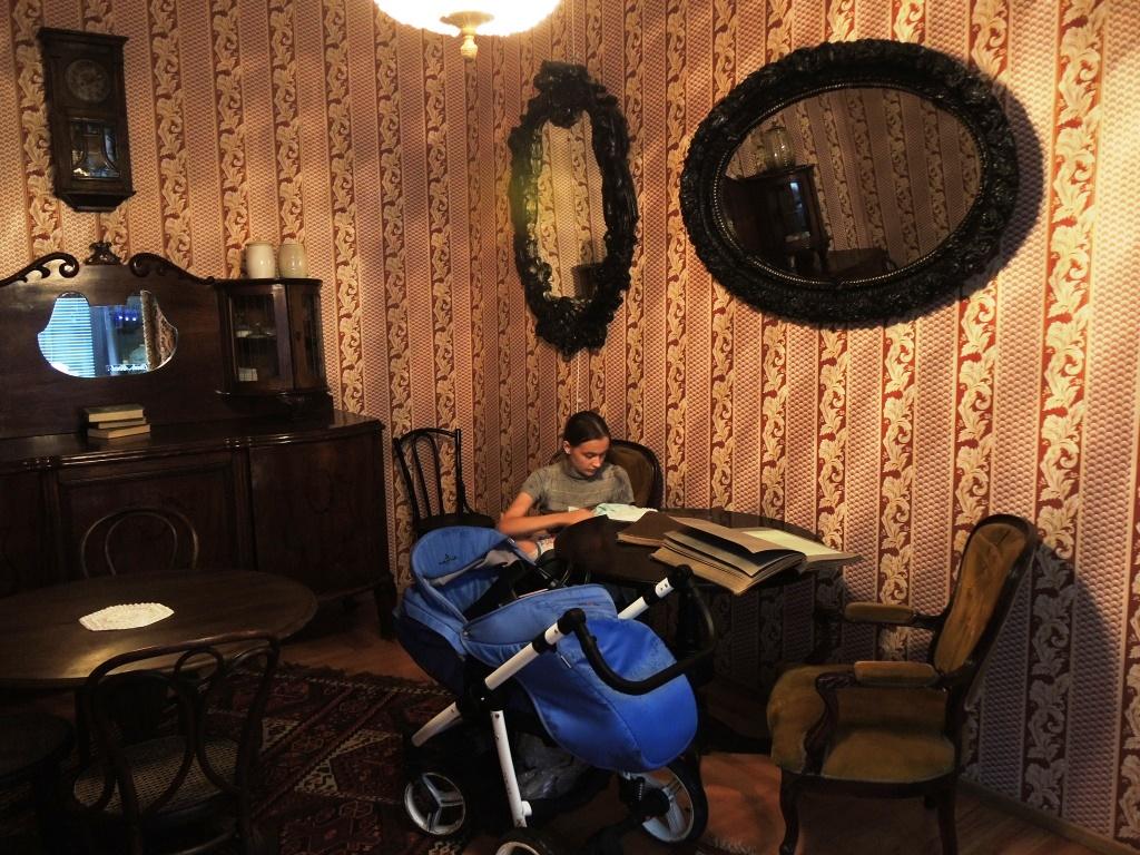 Тбилисский ресторанчик