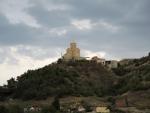 Вид от крепости Нарикала