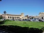 центральная площадь Еревана