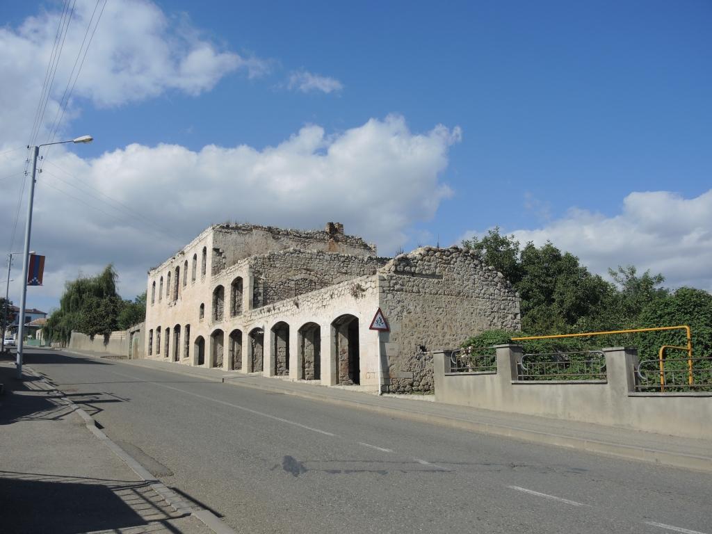Нагорный Карабах. Шуши