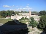 Нагорный Карабах. Вид на Шуши из отеля