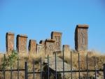 Кладбище 1000 лет могилам