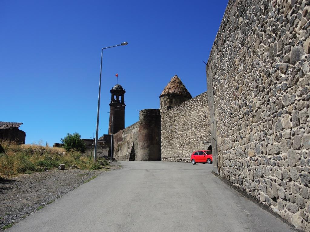 цитадель крепости Эрзурум