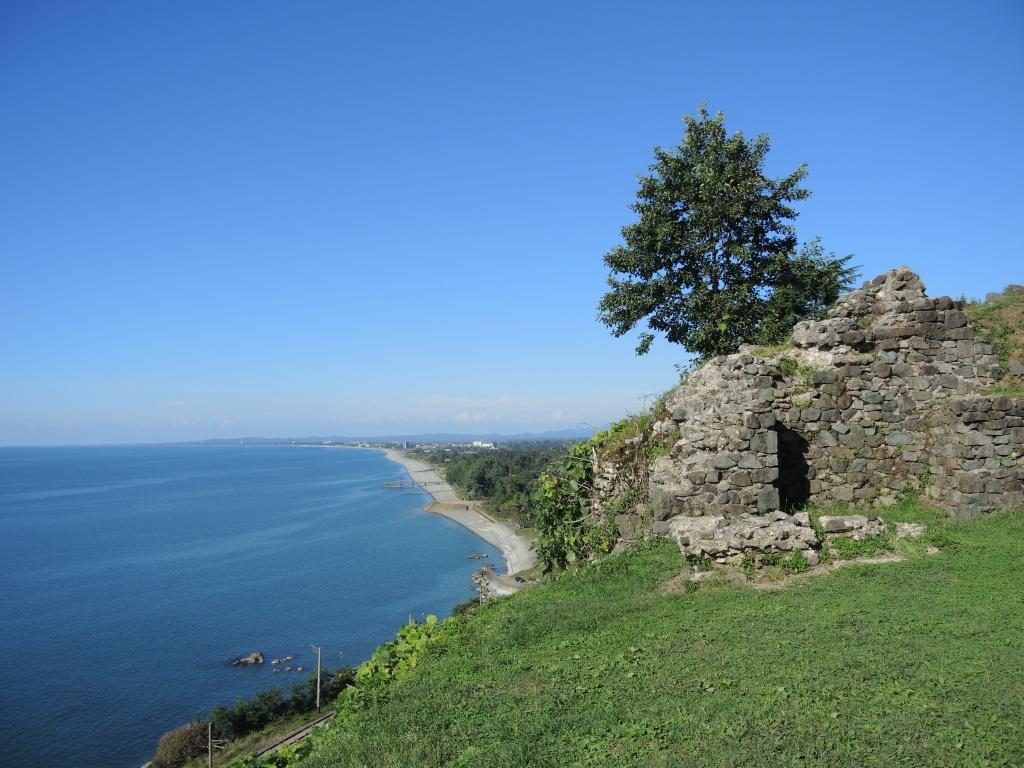 Грузия. Крепость Петра