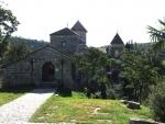 Пригород Кутаиси. Монастырь Моцамета