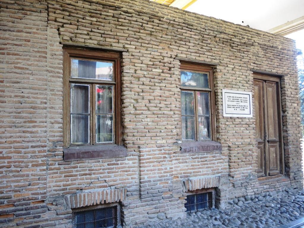 Гори. Музей Сталина. Дом, где он жил до 4 лет