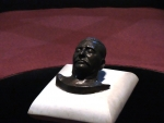 Гори. Музей Сталина. Одна из его посмертных масок