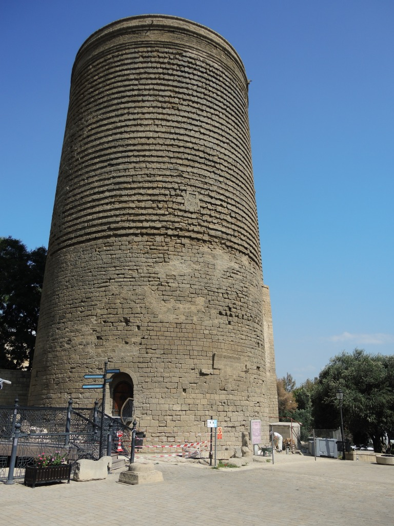 Старый Баку. Девичья Башня