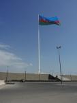 Баку. Площадь флага
