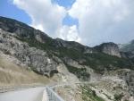Албания. Дорога на Джати
