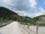 Джати. Мост через р. Тирана