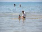 Дурес. Адриатическое море