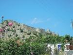 Албания. Крепость Розафа