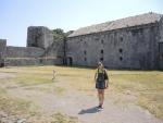 Албания. Крепость Розафа.