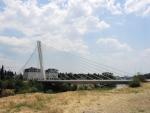 Черногория, Подгорица. Мост тысячелетия