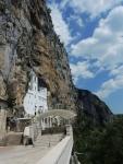 Черногория. Монастырь Острог.