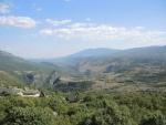 Черногория. По пути из монастыря Острог.
