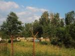Бывшая база Вооруженныхз сил Республики Сербской