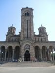 Белград. Церковь святого Марка