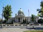 Белград. Народная скупщина