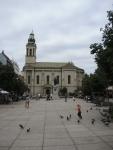 Загреб. Собор преображения Господня