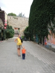Загреб. Крепостные стены