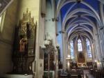 Загреб. Церковь Франье
