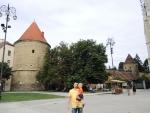 Загреб. Крепостная башня