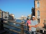 Венеция. Мост через Гранд канал
