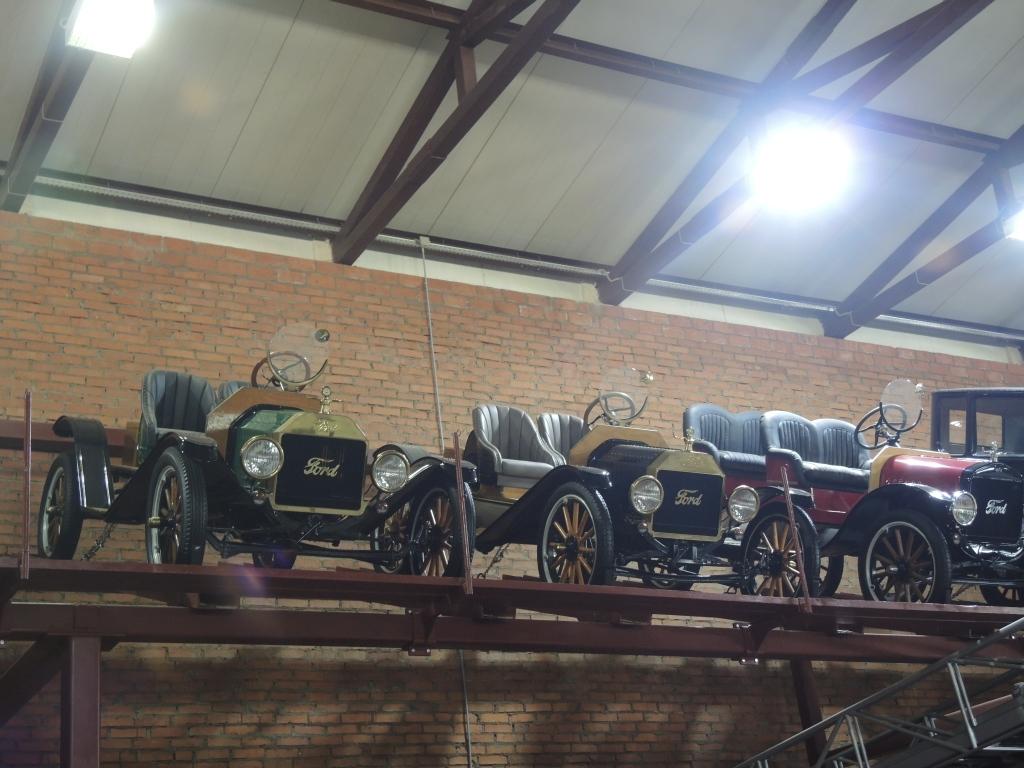 Музей в Ивановском. Ретро автомобили Форд