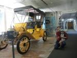 Музей в Ивановском. Ретро форд.