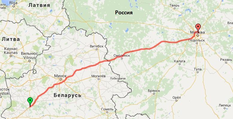 34-й день. Беларусь - Россия