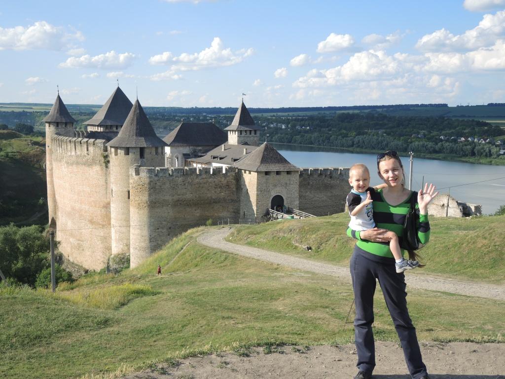 Хотинская фортеция (Украина)