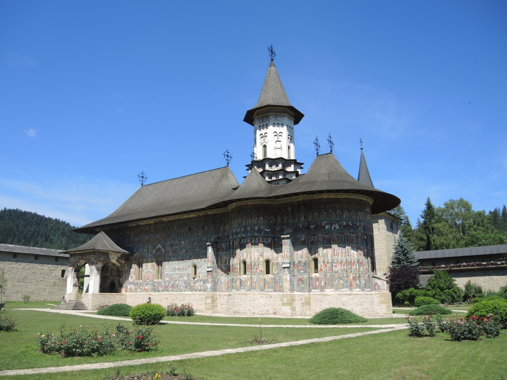 Монастырь Сучевица