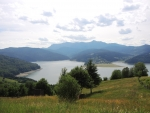 Озеро-водохранилище Биказ