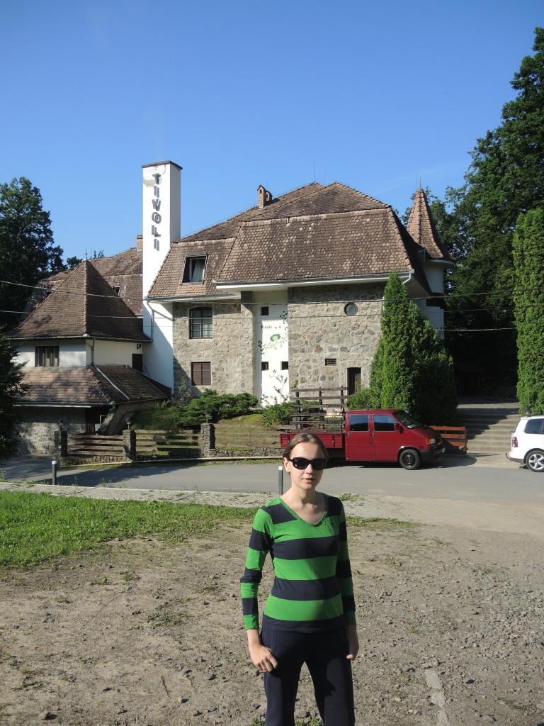 Наша Трансильванская гостиница
