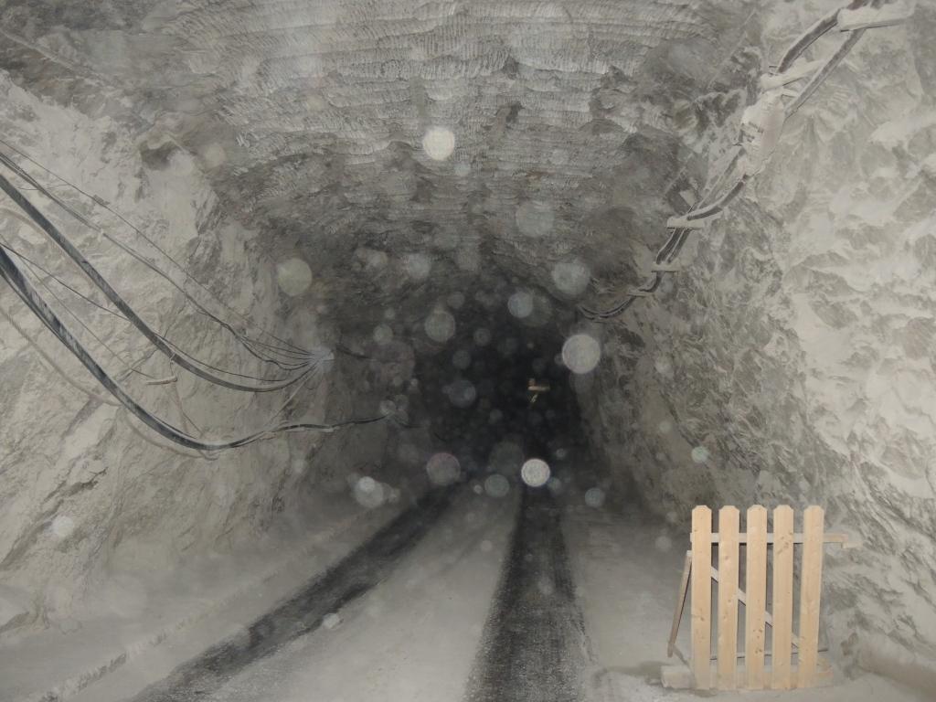 Соляная шахта Прайд
