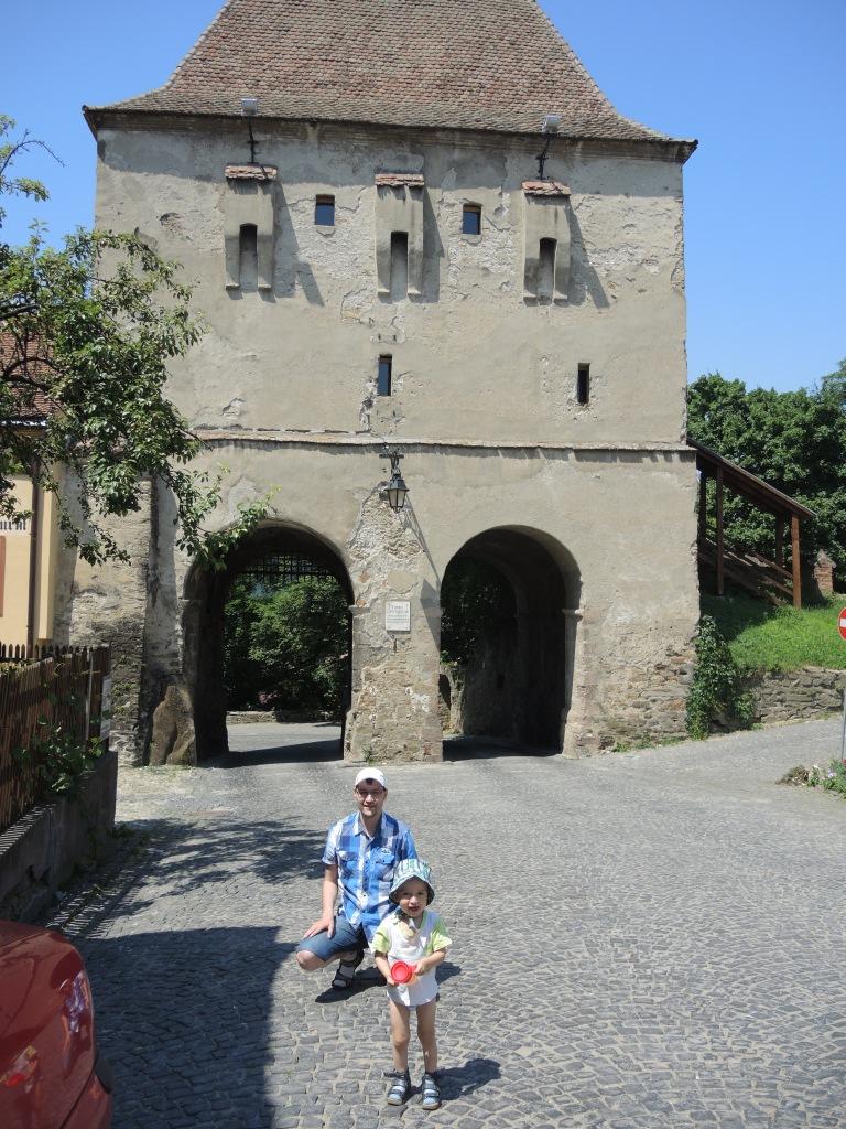 Сигишоара. Городские ворота