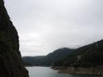 Шоссе ТрансФегераш. Озеро Видрару