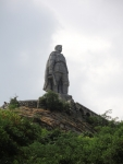 Пловдив. Памятник Алеше