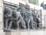 София. Памятник советским воинам