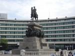 София. Памятник Царю-Освободителю Александру II