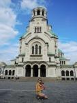 София. Храм Александра Невского