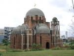 Приштина. Храма Христа Спасиеля.