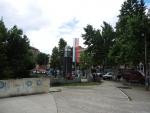 Косовская-Митровица. Северная (Сербская) часть города